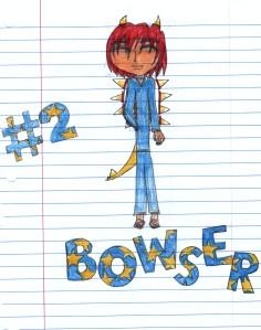 #2 Bowser